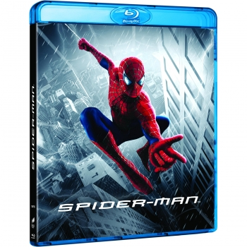 Spiderman 1 - Blu Ray