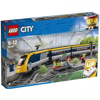 LEGO City Trains - Tren de Pasajeros