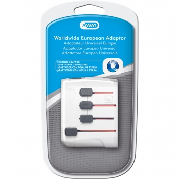 Adaptador Europa-UK Carrefour