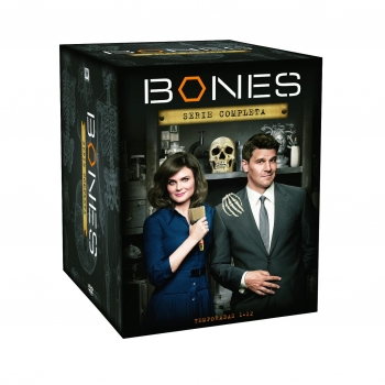 Pack Bones Temporadas 1 a 12 - DVD