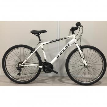 c36087e0 Bicicleta MTB 27,5 H Indur 18V Steel White V-Brake 17-18