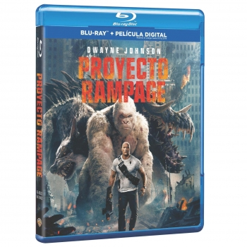 Proyecto Rampage. Blu-Ray