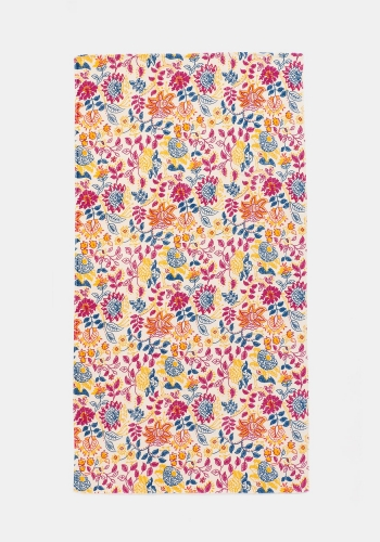 Toalla de Playa Estampada TEX HOME 90x160 cm