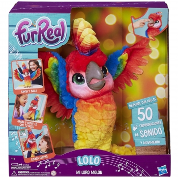 Furreal Friends - Lolo, Mi Loro Molón