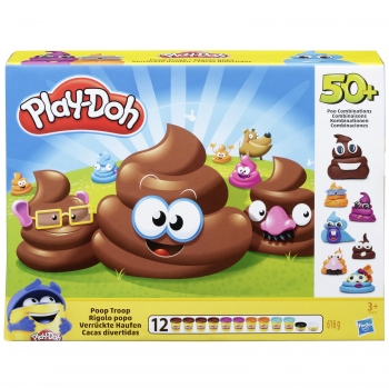 Play Doh - Poop Troop
