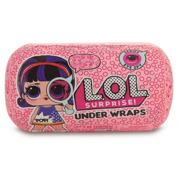 L.O.L Surprise - Under Wraps Decoder Plus