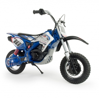 Injusa - Moto Cross Fighter X-Treme Motorbike 24V Azul