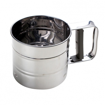 Espolvoreador de Acero Inoxidable  CARREFOUR HOME Specifique 35cm - Inox
