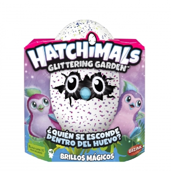 Hatchimals - Pengua Brillo Mágico