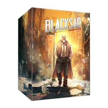 Blacksad Under The Skin Edicion Limitada para PS4