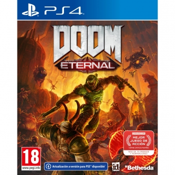 Doom Eternal para PS4