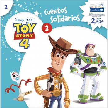 Cuento Solidario Toy Story 2019 The Walt Disney