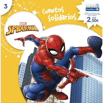 Cuento Solidario Spiderman 2019 The Walt Disney