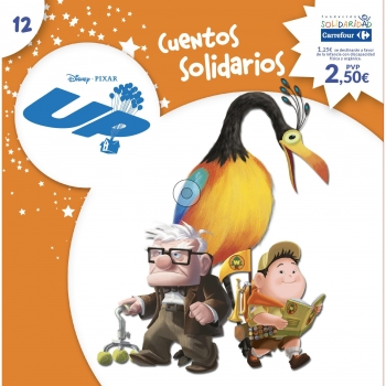 Cuento Solidario Up 2019 Walt Disney
