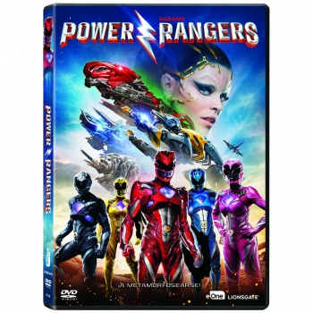 Power Rangers. DVD