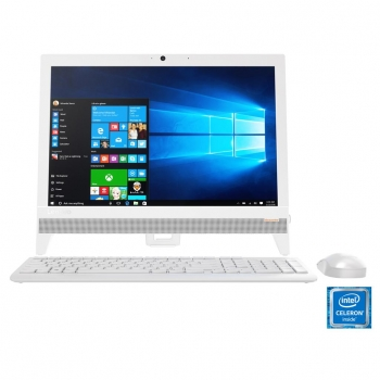 All in One Lenovo 310-20IAP con Intel, 4GB, 1TB, 19,5""