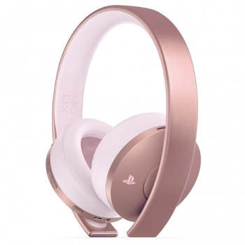 Headset Inalámbricos para PS4 - Rose Gold