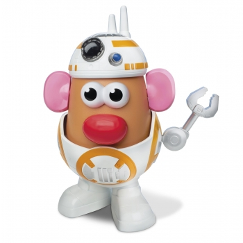 Playskool - Mph Star Wars BB8 Container