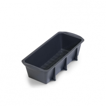 Molde Rectangular CARREFOUR HOME 24 cm - Gris