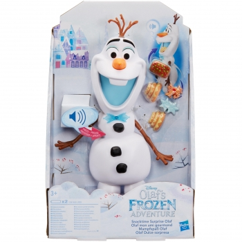 Hasbro European Trading - Holiday Olaf Frozen