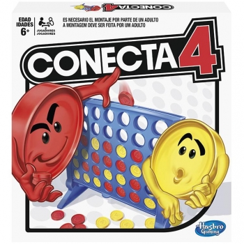 Hasbro - Conecta 4 -Fall Refresh
