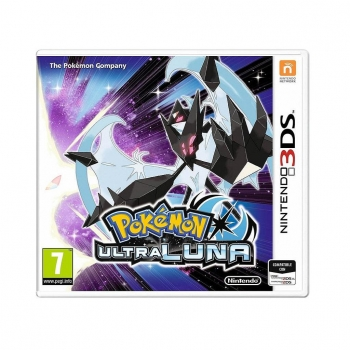 Pokemon Ultraluna para 3DS