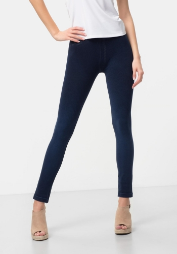 Para De Carrefour Colores Segunda Piel Mujer Pantalones Diferentes ARj54L