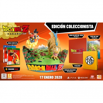 Dragon Ball Z Kakarot Collector Edition para Xbox One