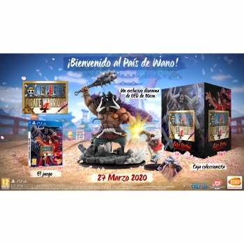 One Piece Pirate Warriors 4 Kaido Edition para PS4