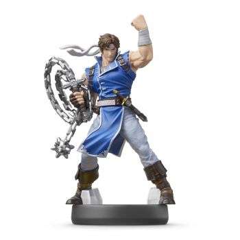 Figura Amiibo Richter Belmont - Super Smash Bros Collection