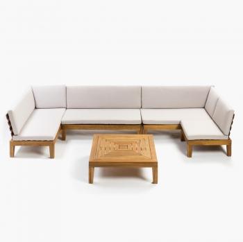 Muebles de jardín Madera - Carrefour.es