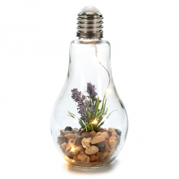 Bombilla Lavanda Tira Led Mix