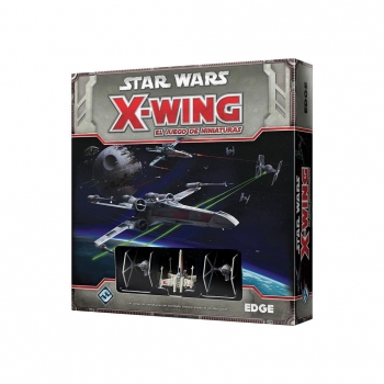 Asmodee - Jgo.Star Wars: X-Wings