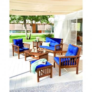 Muebles de jardín Conjuntos Madera - Carrefour.es