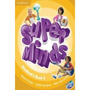 Super Minds 5 Alumno+Dvd-Rom C