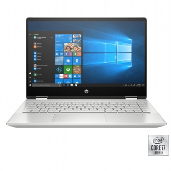 Convertible 2 en 1 HP x360 14-dh1005ns con i7, 8GB, 512GB, MX250 2GB, 35,56 cm - 14""
