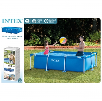 Piscina Small Frame Familiar 2282L