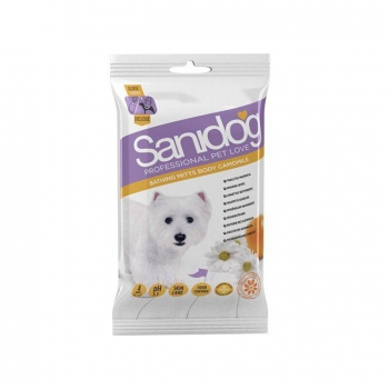 SANIDOG WIPES TOALLITAS/GUANTE