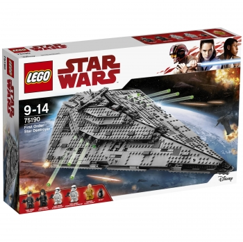 LEGO Star Wars TM - First Order Star Destroyer