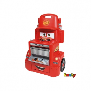 Smoby - Mack Truck Trolley Cars 3