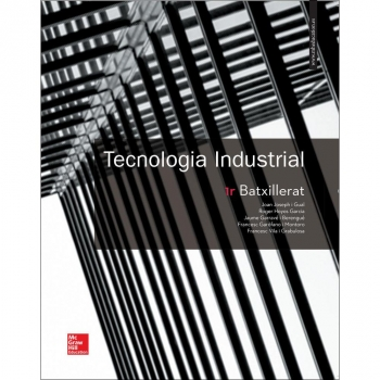 TECNOLOGIA INDUSTRIAL 1 BATX CAT MCGRAW HILL