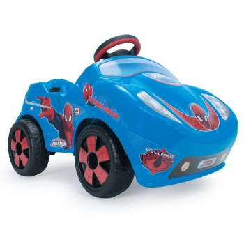 Industrial Juguetera - Coche Spiderman 6V