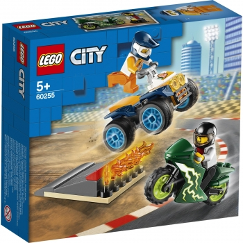 LEGO City Nitro Wheels - Equipo de Especialistas