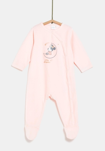 Pelele largo estampado Unisex DISNEY