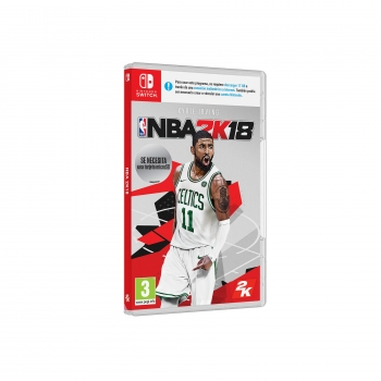 NBA 2K18 para Nintendo Switch