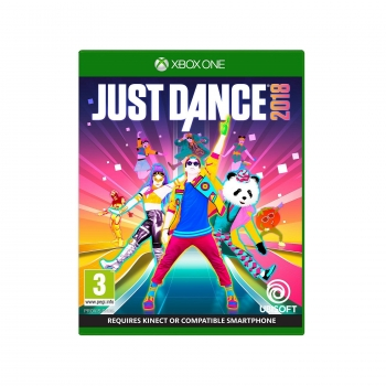 Just Dance 2018 para Xbox One