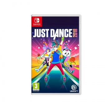 Just Dance 2018 para Nintendo Switch