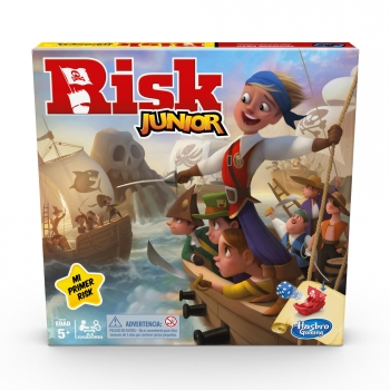 Hasbro Gaming - Risk Junior