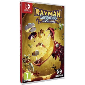 Rayman Legends: Definitive Edition para Switch