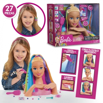 Barbie - Busto Flip And Reveal